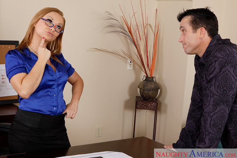 Naughty Office - Katja Kassin &