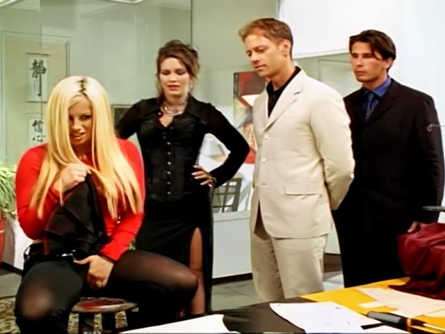 The Fashionistas Scène 5