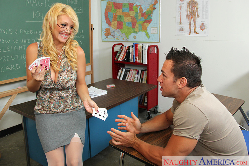 My First Sex Teacher - Charlee C
