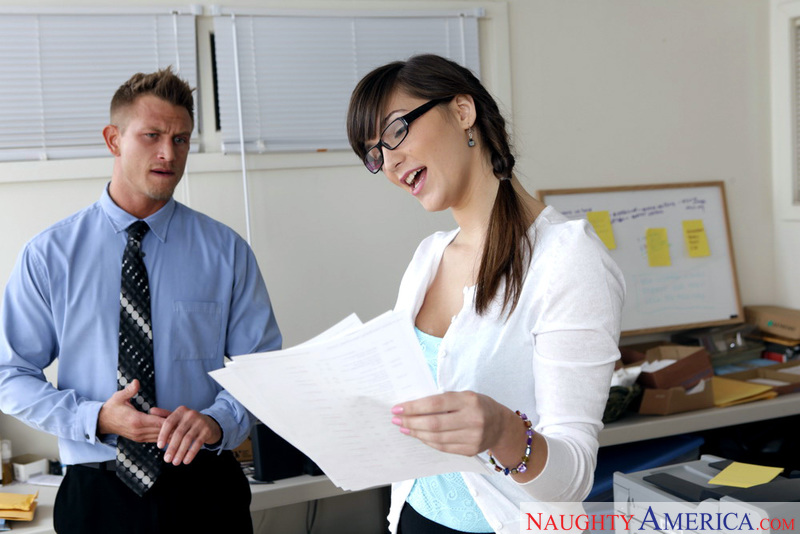 Naughty Office - Holly Michaels