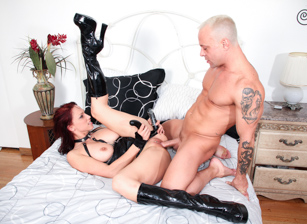 Pegging - A Strap On Love Story