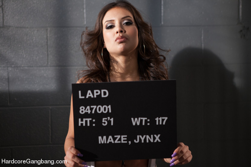 Chola Love - Starring Jynx Maze