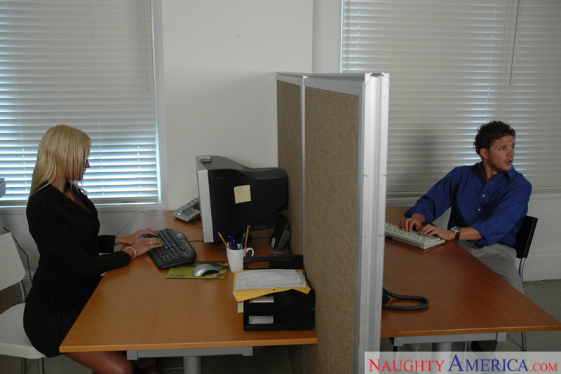 Naughty Office - Sintia Stone