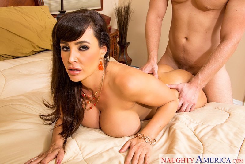 My Friend's Hot Mom - Lisa Ann &