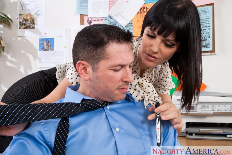 Naughty Office - Bobbi Starr & J