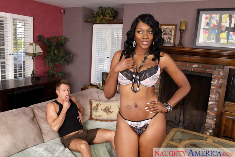 My Friend's Hot Mom - Nyomi Banx