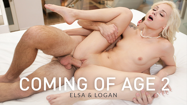 Coming of Age 2, Elsa & Logan