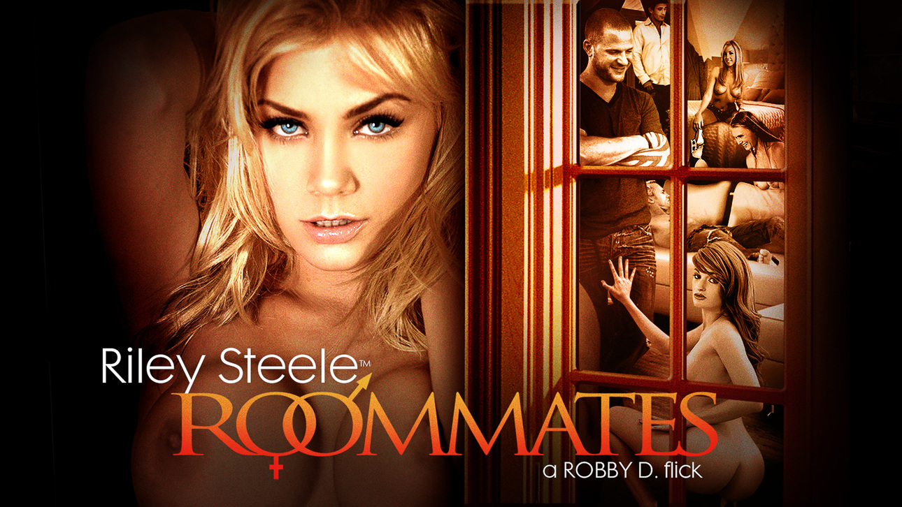 Riley Steele Roommates Scène 1