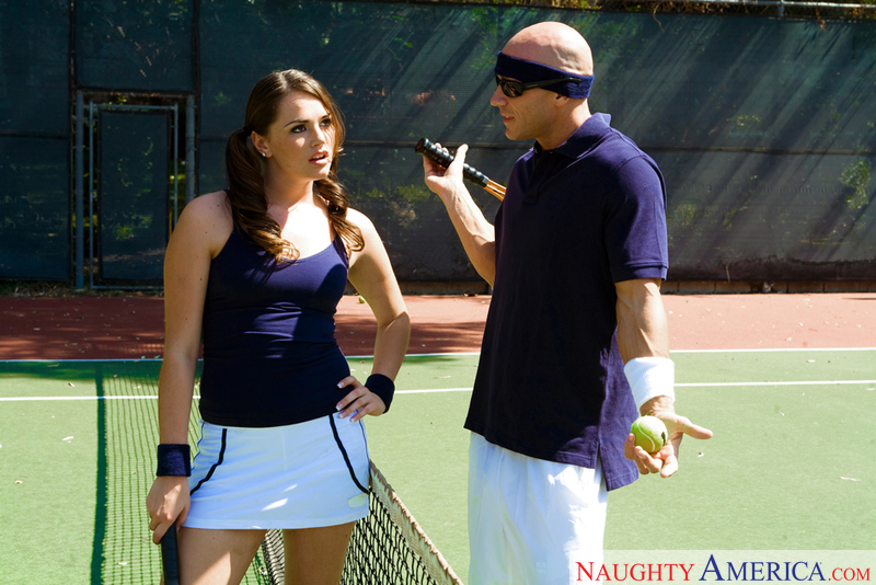 Naughty Athletics - Tori Black &