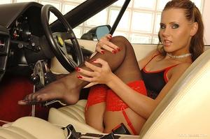 Sport car Scène 1