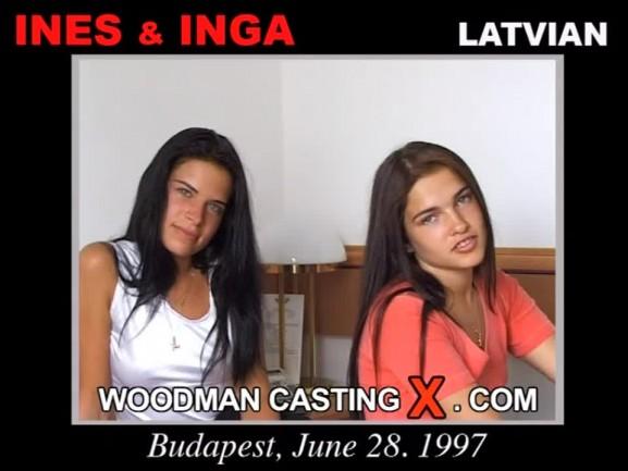 Inga and Ines casting
