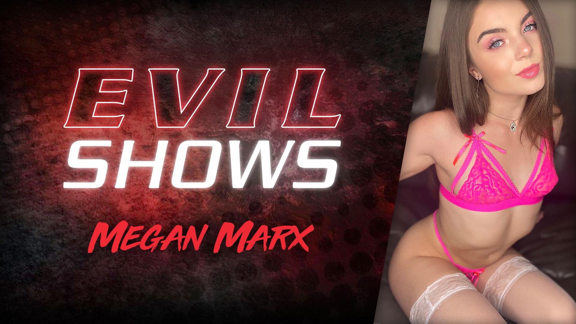 Evil Shows - Megan Marx Escena 1