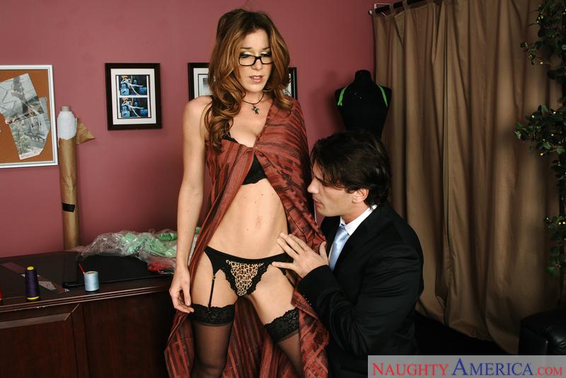 Naughty Office - Kayla Paige & M