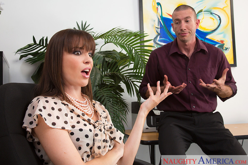 Naughty Office - Dana DeArmond &