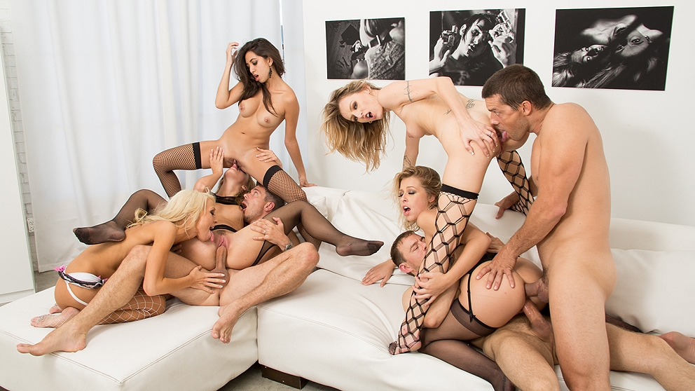Orgy Masters Party What A Cluste