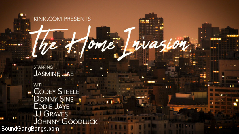 The Home Invasion starring Jasmi