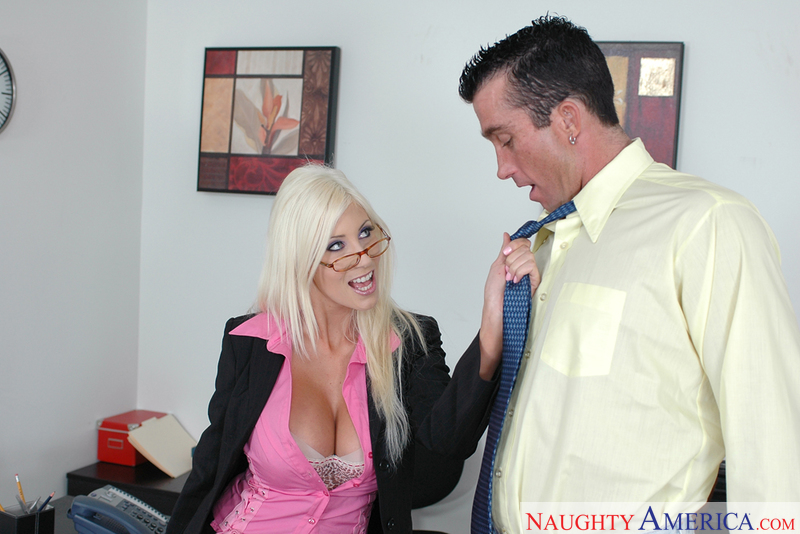 Naughty Office - Puma Swede & Bi