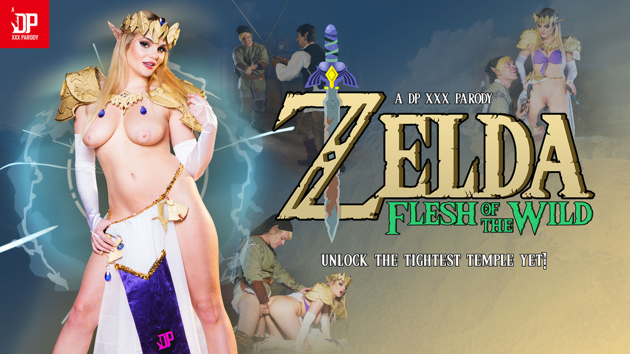 Zelda Flesh of the Wild: A DP XX