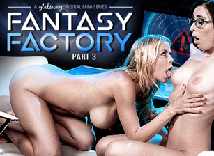 Fantasy Factory 3: Android Awakening Scena 3