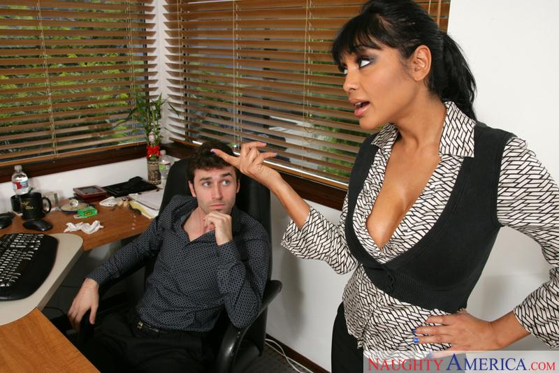 Naughty Office - Priya Anjali Ra