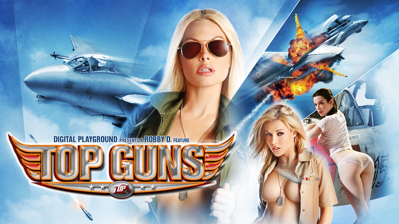 Top Guns Scène 1