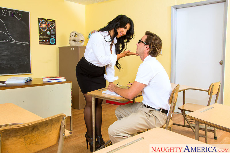 My First Sex Teacher - Raven Har