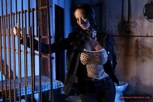 Sex slave: Jennifer Morante