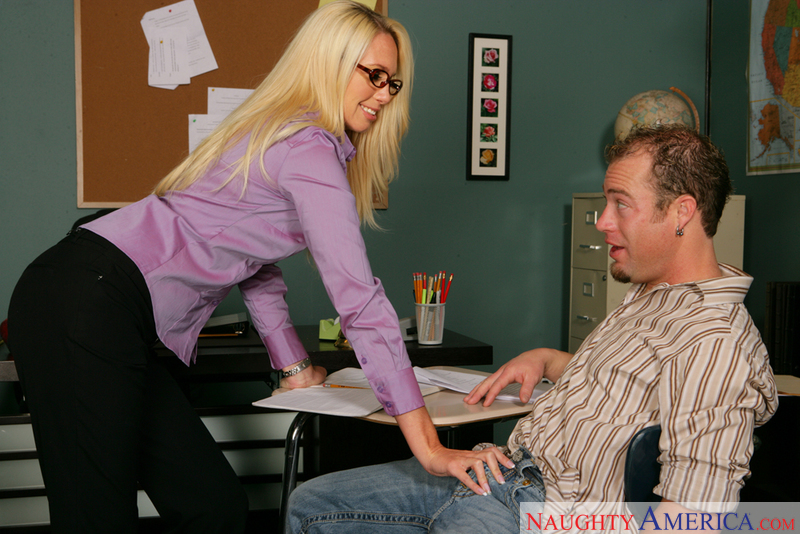 My First Sex Teacher - Debbie Di