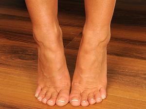 Christina's Heavenly Feet