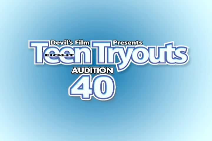 Eight Teen Tryouts #40 Scène 3