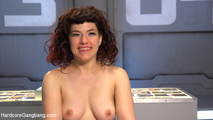 Star Trek: The Next Penetration - First Gangbang & Double Penetration!