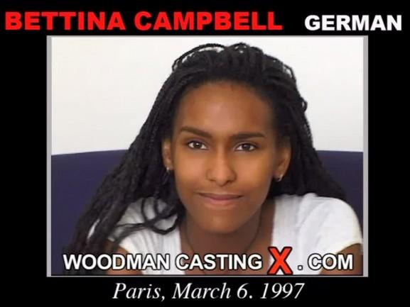 Bettina Campbell casting
