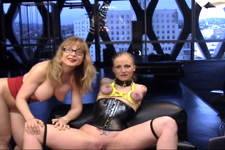 Nina Hartley Threesome 1
