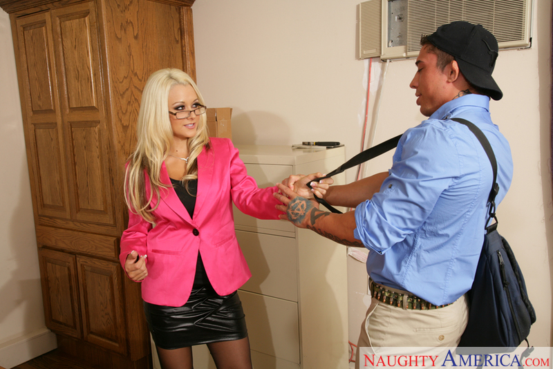 Naughty Office - Briana Blair &