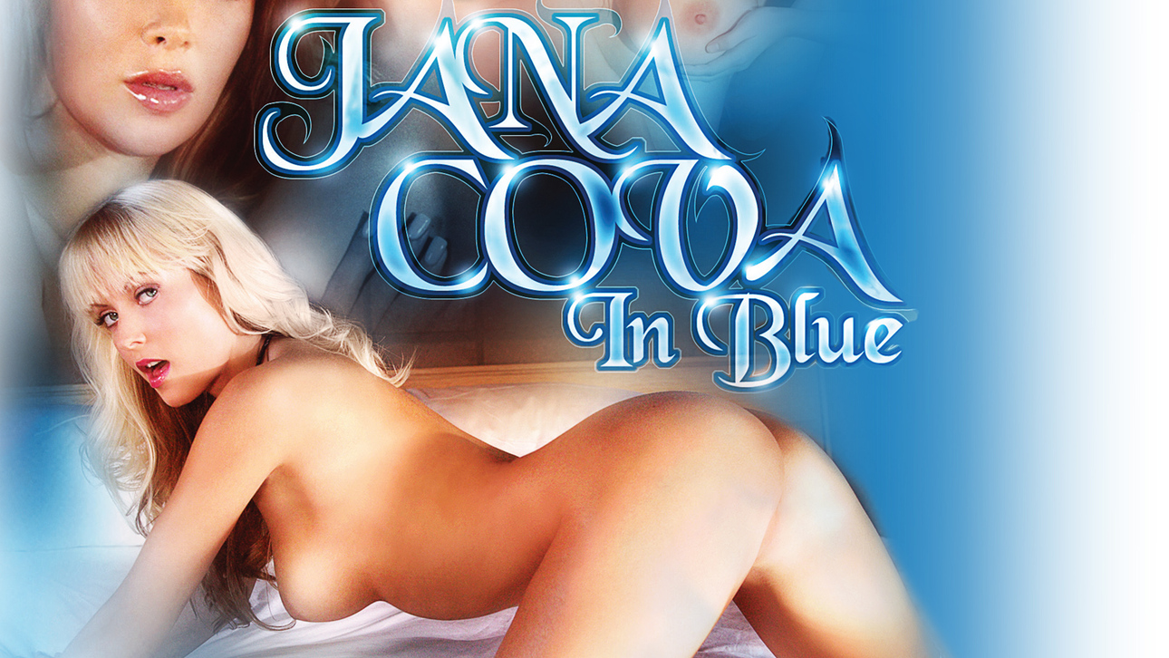 Jana Cova in Blue Scène 1