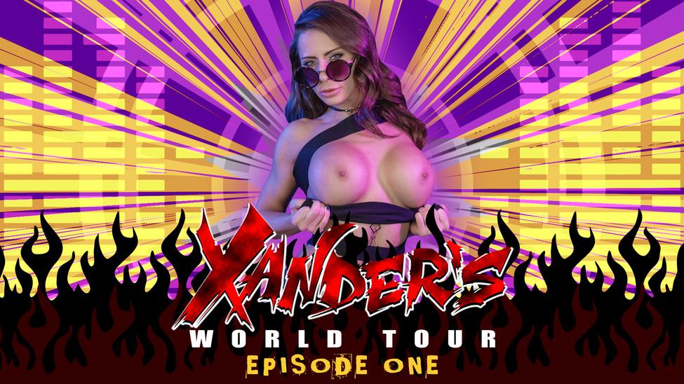Xander's World Tour - Ep.1