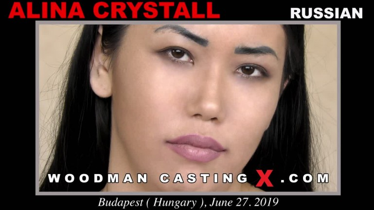 Alina Crystall casting