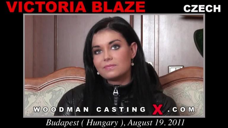 Victoria Blaze casting
