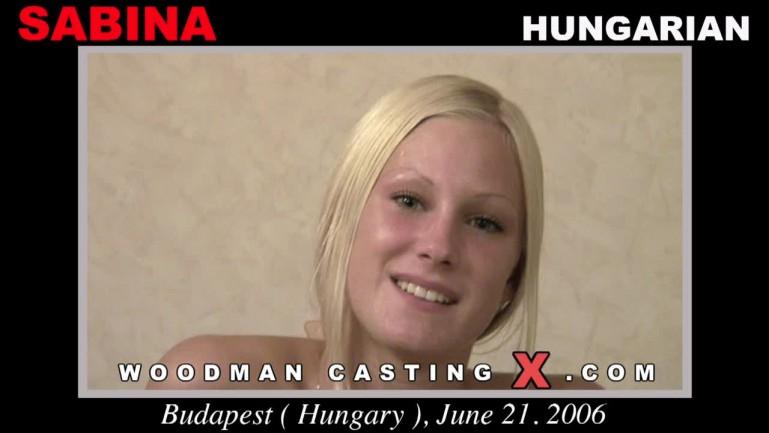 Sabina casting