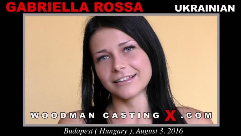 Gabriella Rossa casting