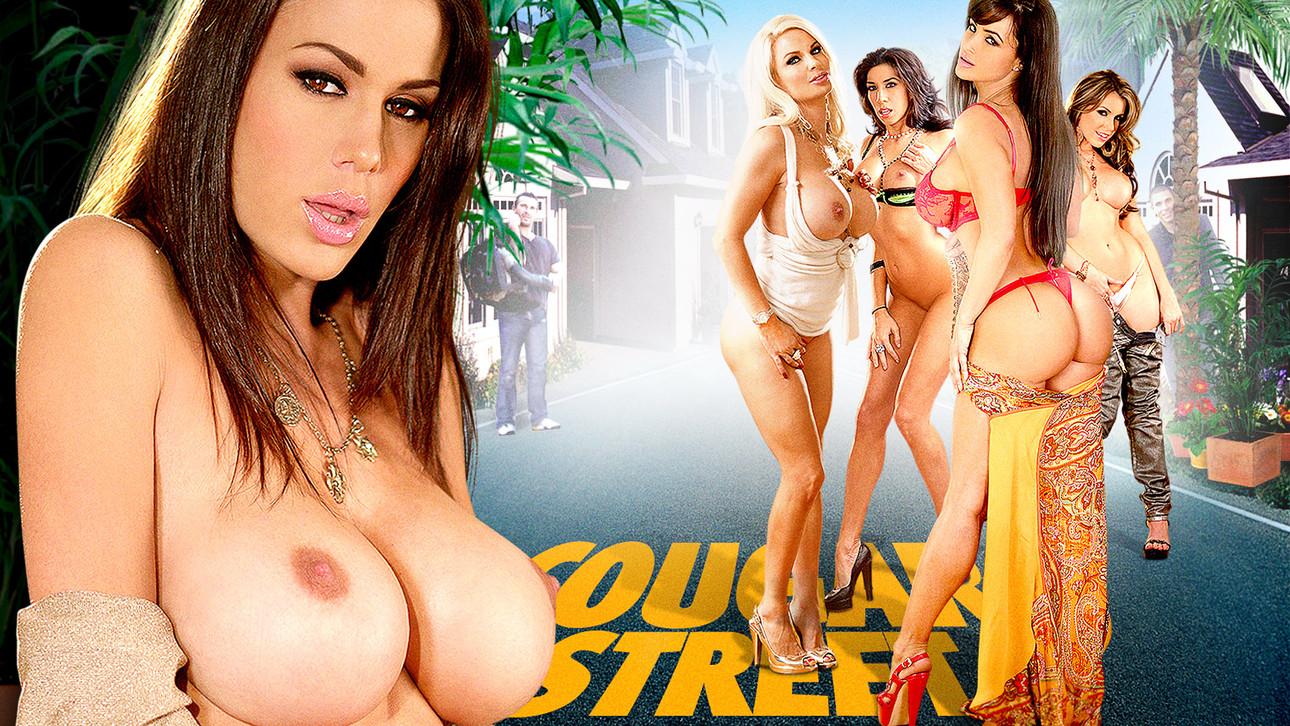 Cougar Street Scène 1