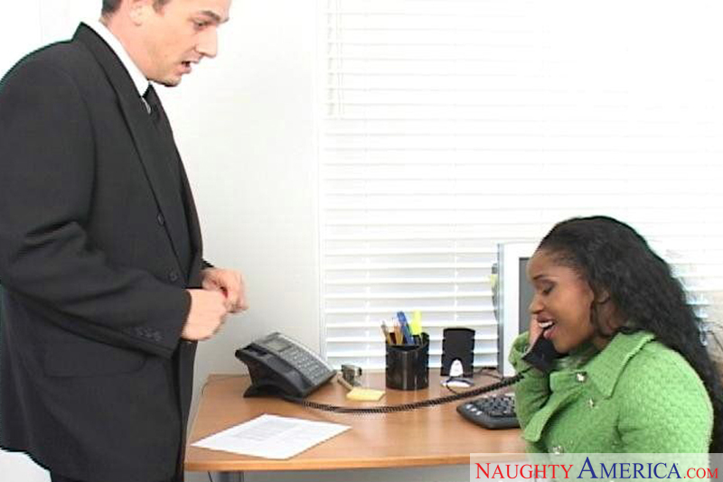 Naughty Office - Lori Alexia & T