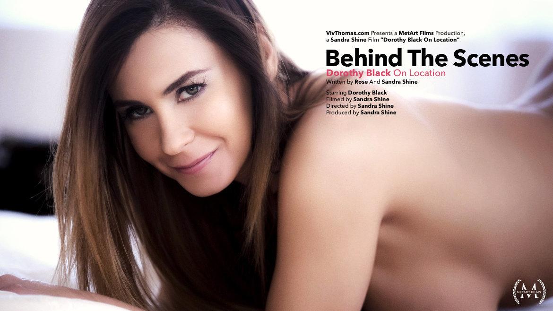 Behind The Scenes: Dorothy Black