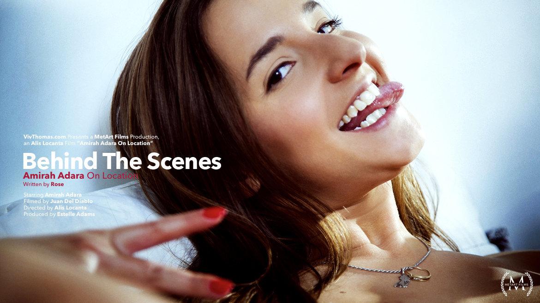 Behind The Scenes: Amirah Adara