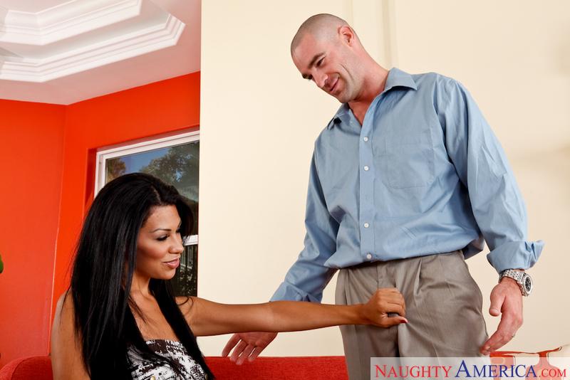 My Wife's Hot Friend - Cassandra