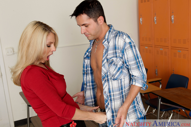 My First Sex Teacher - Angela At