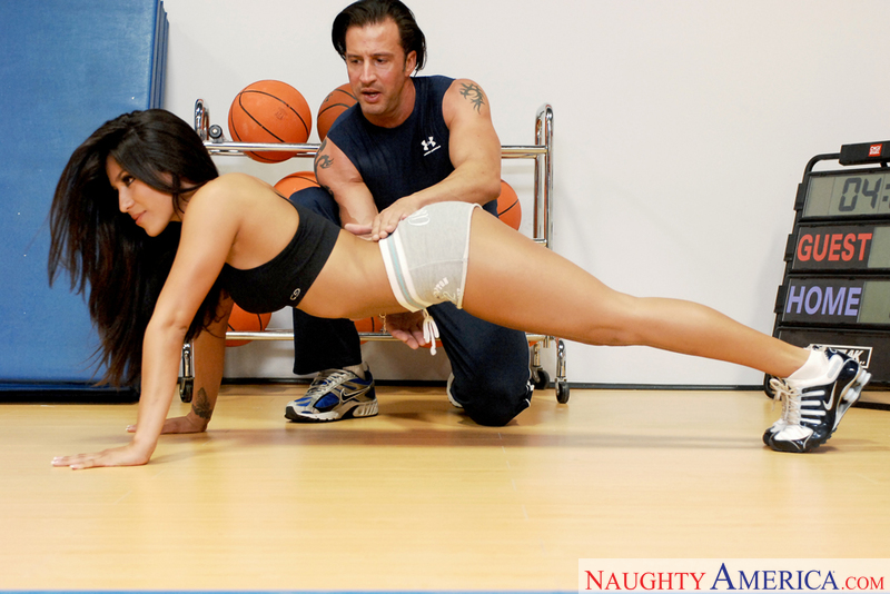 Naughty Athletics - Jenaveve Jol