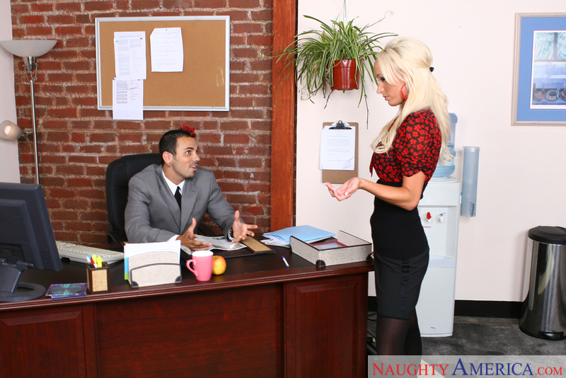 Naughty Office - Lachelle Marie