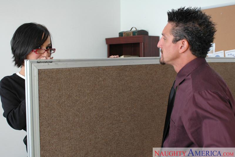 Naughty Office - Regan Reese & T