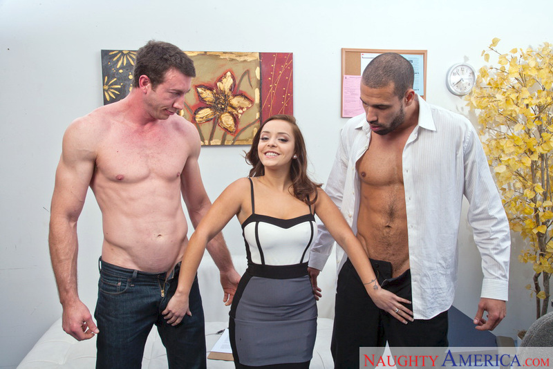 Naughty Office - Liza del Sierra